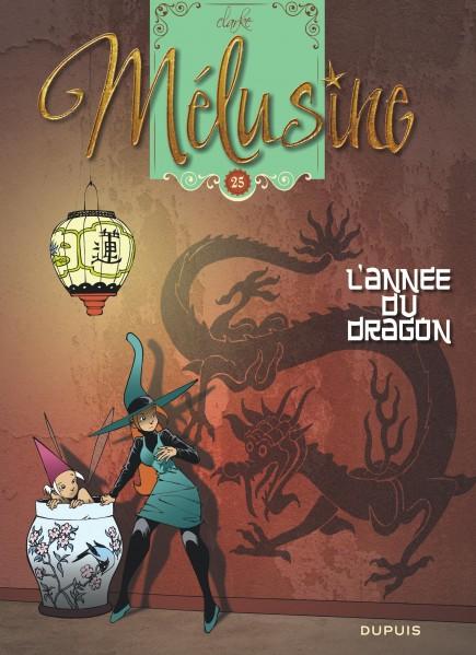 Mélusine - L'année du dragon