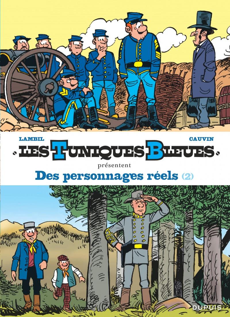 The Bluecoats present... - tome 8 - Des personnages réels 2/2