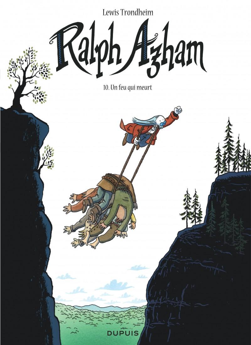 Ralph Azham - tome 10 - Un feu qui meurt