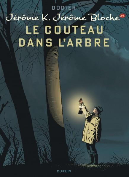 Jérôme K. Jérôme Bloche - Le couteau dans l'arbre