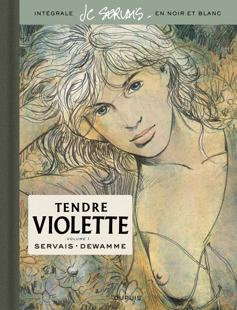Tendre Violette - tome 1 - Tendre Violette, L'Intégrale - Tome 1/3