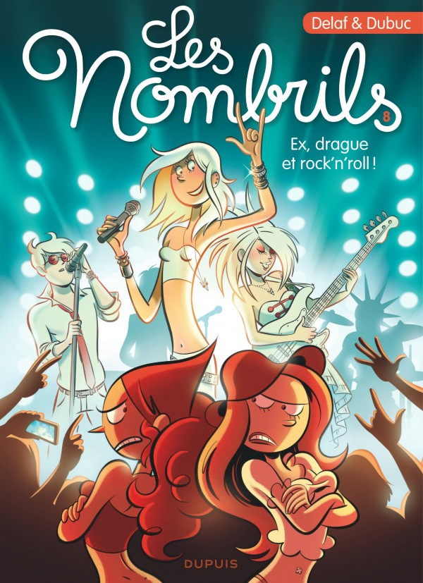 cover-comics-les-nombrils-tome-8-ex-drague-et-rock-8217-n-8217-roll
