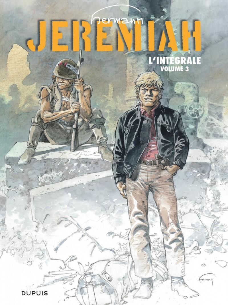 Jeremiah - Intégrale - tome 3 - Jeremiah Intégrale T3 (tomes 9 à 12)