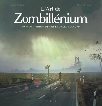 Zombillénium Artbook - L'Art de Zombillénium