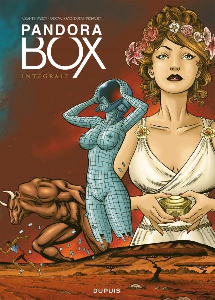 Pandora Box - L'Intégrale - Coffret Pandora Box<br>Intégrale