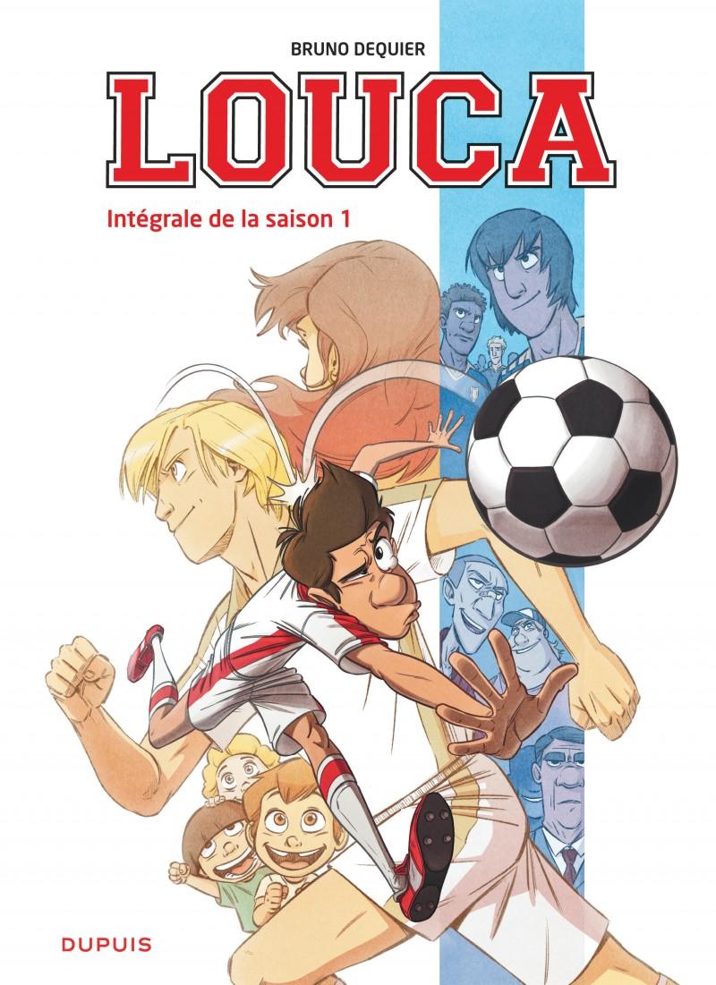 Louca - L'intégrale - tome 1 - Intégrale de la saison 1