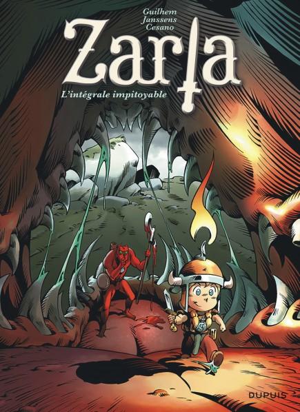 Zarla - L'Intégrale - L'intégrale impitoyable