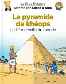 cover-comics-le-fil-de-l-8217-histoire-racont-par-ariane-amp-nino-tome-2-la-pyramide-de-khops