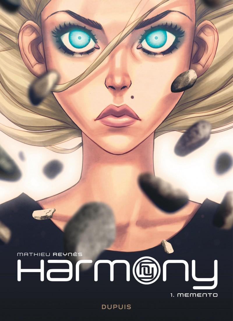 Harmony - tome 1 - Memento