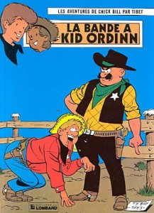 cover-comics-chick-bill-tome-30-bande--kid-ordinn-la