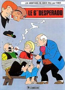 cover-comics-chick-bill-tome-42-le-6me-desperado