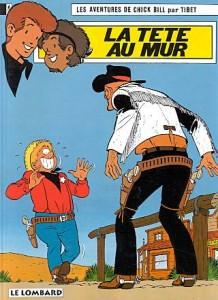 cover-comics-chick-bill-tome-46-la-tte-au-mur