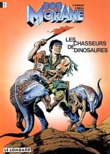 cover-comics-bob-morane-lombard-tome-14-les-chasseurs-de-dinosaures