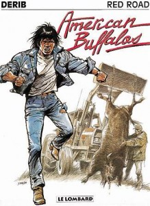 cover-comics-red-road-t1-american-buffalos-tome-1-red-road-t1-american-buffalos