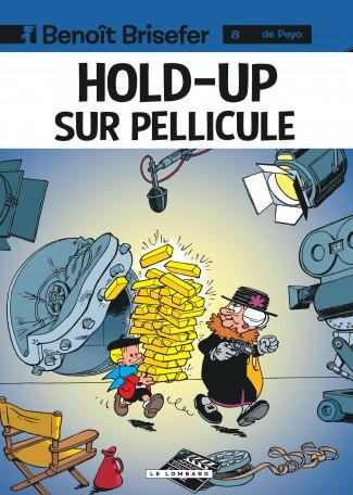couverture Benoit Brisefer