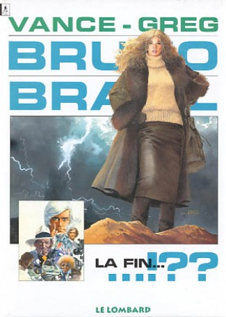 Bruno Brazil Tome 11