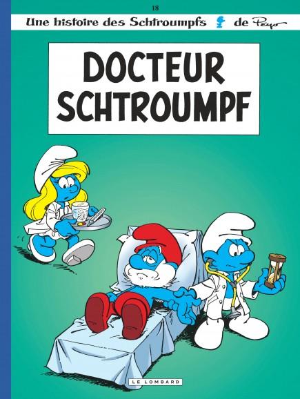 Les Schtroumpfs - Docteur Schtroumpf