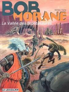 cover-comics-bob-morane-lombard-tome-32-la-valle-des-brontosaures