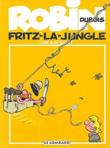cover-comics-robin-dubois-tome-19-fritz-la-jungle