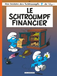 Les Schtroumpfs Lombard tome 16
