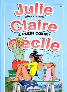 cover-comics-julie-claire-ccile-tome-8-a-plein-coeur