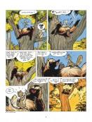 Feuilleter : Vengeance du carcajou (La)