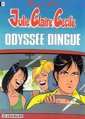 Julie, Claire, Cécile Tome 11