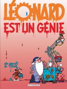 cover-comics-lonard-est-un-gnie-tome-1-lonard-est-un-gnie