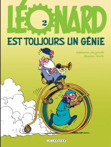 cover-comics-lonard-est-toujours-un-gnie-tome-2-lonard-est-toujours-un-gnie