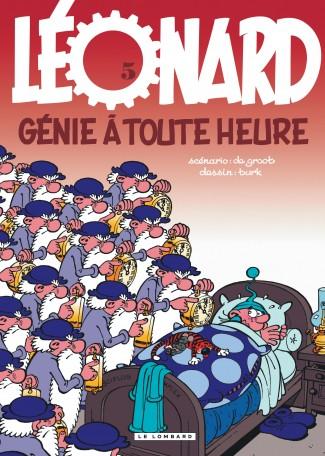 Léonard Tome 5