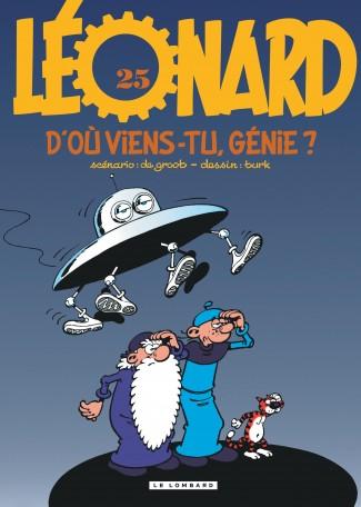 Léonard Tome 25