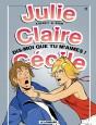 Julie, Claire, Cécile Tome 17