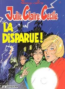 cover-comics-julie-claire-ccile-tome-7-disparue-la