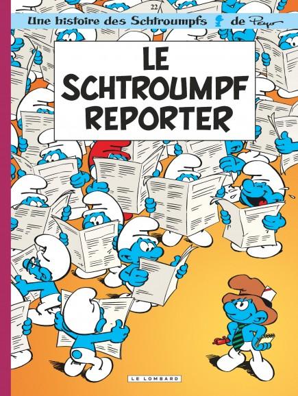 Les Schtroumpfs - Le Schtroumpf reporter