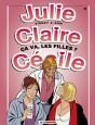 Julie, Claire, Cécile Tome 18