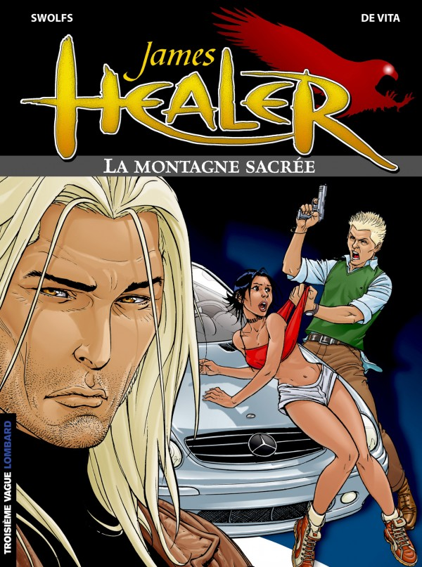James Healer - tome 1 - Camden Rock (French Edition)