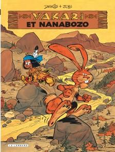 cover-comics-yakari-tome-4-yakari-et-nanabozo
