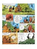 Feuilleter : Yakari et les cornes fourchues