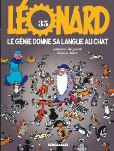 cover-comics-lonard-tome-35-gnie-donne-sa-langue-au-chat-le