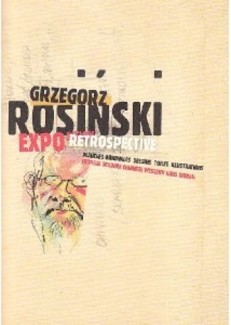 Catalogue de l'Expo Rosinski Tome 1