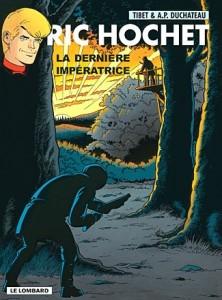 cover-comics-ric-hochet-tome-71-dernire-impratrice-la