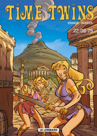 Time Twins Tome 2