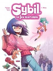 Sybil, la fée cartable tome 1