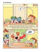 Feuilleter : Chez Papi et Mamie