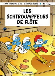 Les Schtroumpfs Lombard tome 0