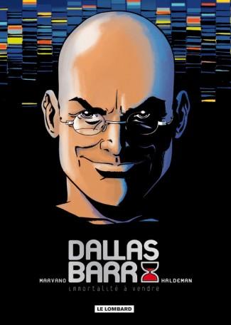 Dallas Barr (Intégrale) Tome 1
