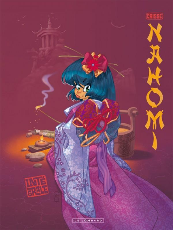 Nahomi, , CRISSE, bd, Le Lombard, bande dessinée