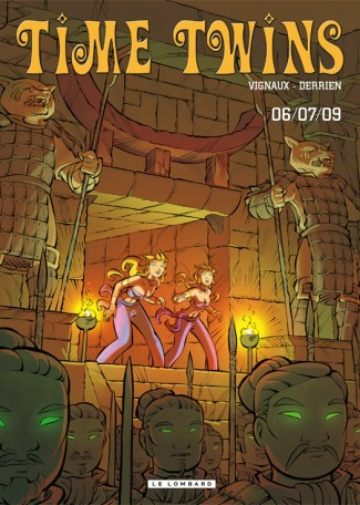 Time Twins Tome 3