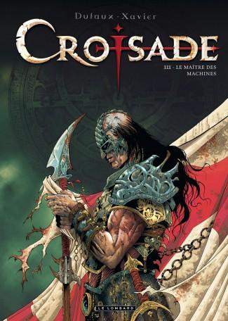 [BD] série de bandes dessinées : Croisade 9782803625369-couv-I325x456