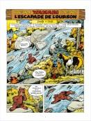 Feuilleter : L'escapade de l'ourson